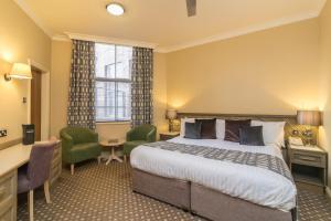 Cosmopolitan Hotel, Hotels  Leeds - big - 25