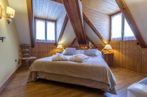 Hotel Ciria, Отели  Бенаске - big - 49