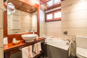 Hotel Ciria, Отели  Бенаске - big - 5