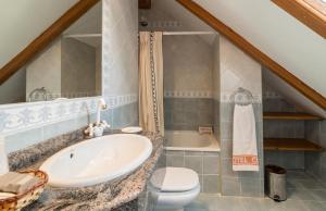 Hotel Ciria, Отели  Бенаске - big - 6