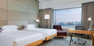 Harbourview Twin Room