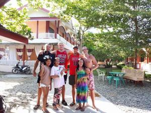 JBR Tourist Inn, Penziony – hostince  Port Barton - big - 33