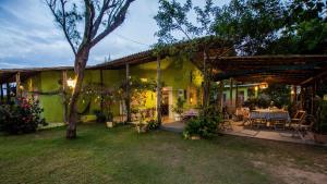 Vila Verde Chalés, Гостевые дома  Estância - big - 43