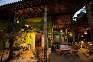 Vila Verde Chalés, Гостевые дома  Estância - big - 93
