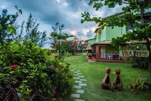Vila Verde Chalés, Guest houses  Estância - big - 95