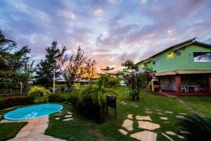 Vila Verde Chalés, Гостевые дома  Estância - big - 81