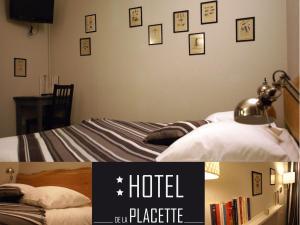 Hotel de la Placette Barcelonnette, Hotels  Barcelonnette - big - 61