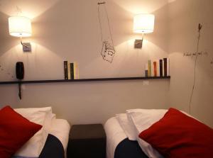 Hotel de la Placette Barcelonnette, Hotels  Barcelonnette - big - 45