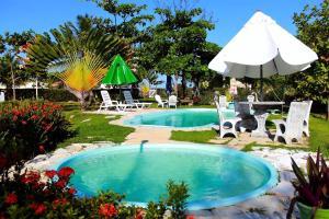 Vila Verde Chalés, Гостевые дома  Estância - big - 1