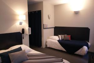 Hotel de la Placette Barcelonnette, Hotels  Barcelonnette - big - 62