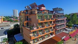 Hotel Deykin, Hotels  Sonnenstrand - big - 79