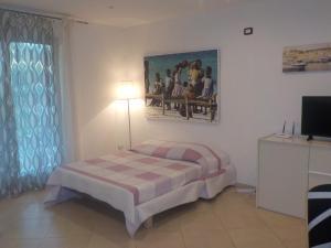 Villa Angelina Jardin, Апартаменты  Гримо - big - 35