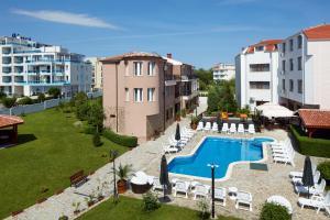Apartmán Complex Moskoyani Nesebar Bulharsko