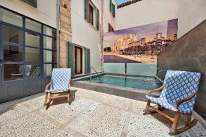 Palma Old Town Apartments, Apartmány  Palma de Mallorca - big - 7