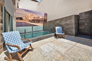 Palma Old Town Apartments, Apartmány  Palma de Mallorca - big - 5