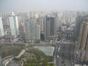 Chenlong Service Apartment - Yuanda building, Aparthotels  Shanghai - big - 14