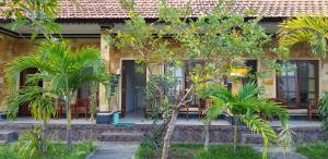 The Deny's Huts, Privatzimmer  Nusa Lembongan - big - 48