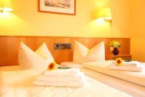 Hotelpension zum Gockl, Гостевые дома  Аллерсхаузен - big - 20