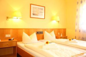 Hotelpension zum Gockl, Гостевые дома  Аллерсхаузен - big - 32