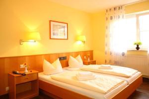 Hotelpension zum Gockl, Гостевые дома  Аллерсхаузен - big - 31