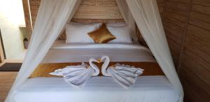 The Deny's Huts, Privatzimmer  Nusa Lembongan - big - 46