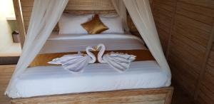 The Deny's Huts, Privatzimmer  Nusa Lembongan - big - 45