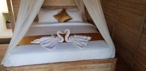 The Deny's Huts, Privatzimmer  Nusa Lembongan - big - 44