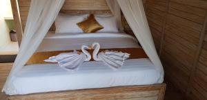 The Deny's Huts, Privatzimmer  Nusa Lembongan - big - 43