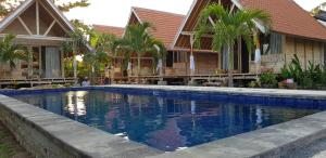 The Deny's Huts, Privatzimmer  Nusa Lembongan - big - 40