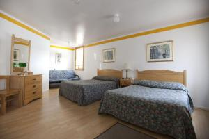 4-personersværelse med eget badeværelse