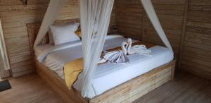 The Deny's Huts, Privatzimmer  Nusa Lembongan - big - 35