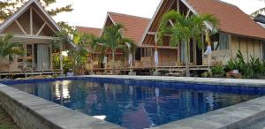 The Deny's Huts, Privatzimmer  Nusa Lembongan - big - 29