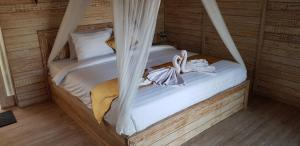The Deny's Huts, Privatzimmer  Nusa Lembongan - big - 31