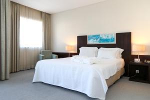 Hotel Praia, Отели  Назаре - big - 44