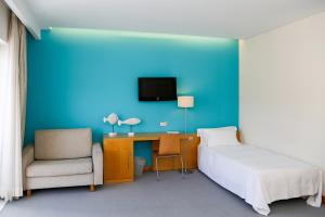 Hotel Praia, Отели  Назаре - big - 45