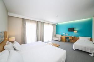 Hotel Praia, Отели  Назаре - big - 46