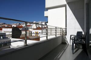 Hotel Praia, Отели  Назаре - big - 47