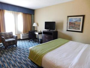 Days Hotel by Wyndham Mesa Near Phoenix, Szállodák  Mesa - big - 38