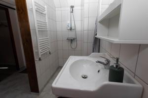 Bjarg Apartments, Apartmanok  Grundarfjordur - big - 32