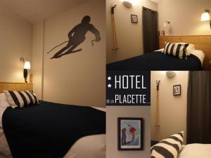 Hotel de la Placette Barcelonnette, Hotels  Barcelonnette - big - 53