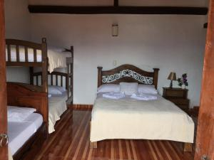 La Serrana Hostal Spa, Hotely  Socorro - big - 6
