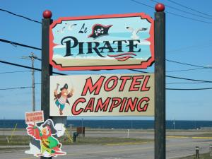 Motel and Camping Le Pirate