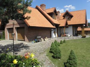 Chata Dom Warmia Pluski Polsko