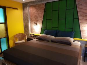 Pokoj typu Standard s manželskou postelí velikosti King