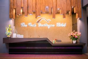 The Peak Boutique Hotel, Hotely  Nakhon Si Thammarat - big - 39