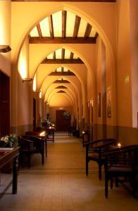 Hotel Monasterium PoortAckere, Отели  Гент - big - 140