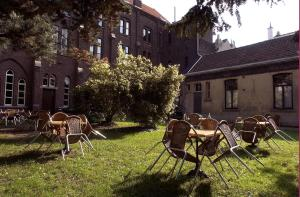 Hotel Monasterium PoortAckere, Hotel  Gand - big - 12