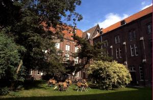 Hotel Monasterium PoortAckere, Hotel  Gand - big - 58
