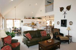 Carolina Comfort Home, Dovolenkové domy  Corolla - big - 8
