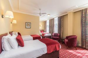 Cosmopolitan Hotel, Hotely  Leeds - big - 24